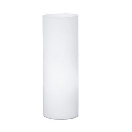 Bordslampa Geo H35 opal glas-0
