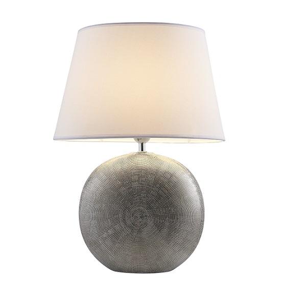 Bordslampa Grand krom 48 cm-0