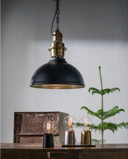Icon Table Lamp Råkoppar 12cm-11710