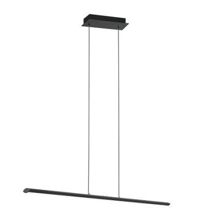 Taklampa Pellaro LED L110 svart-0