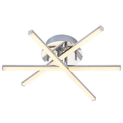 Plafond Perno krom LED-0