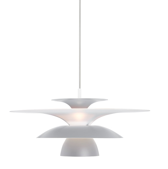 Taklampa Picasso silveroxid Ø3838 cm LED-0