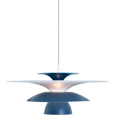 Taklampa Picasso duvblå Ø3838 Cm LED-0