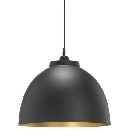 Taklampa Rochester Svart/Guld 45cm-0