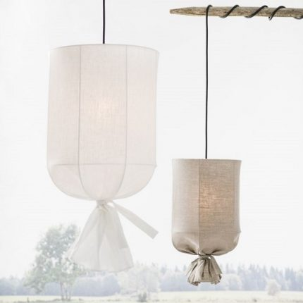 Round Outdoor Sheer15 Offwhite 30c-0