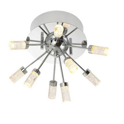 Plafond Spirit LED krom-0