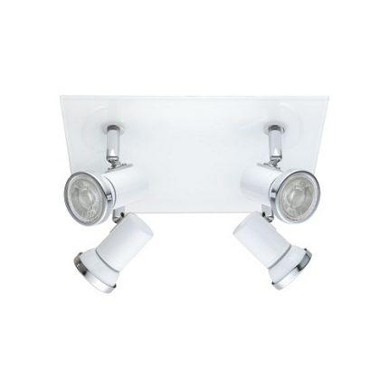 Plafond spotlight Tamara IP44 vit -0