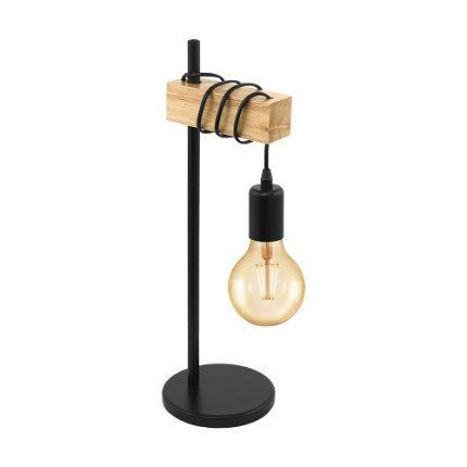 Bordslampa Townshend svart-0