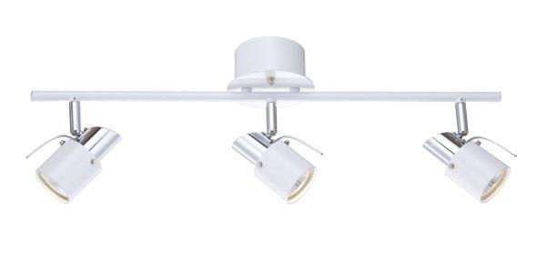 ZINGO 3 Båge LED VIT-0