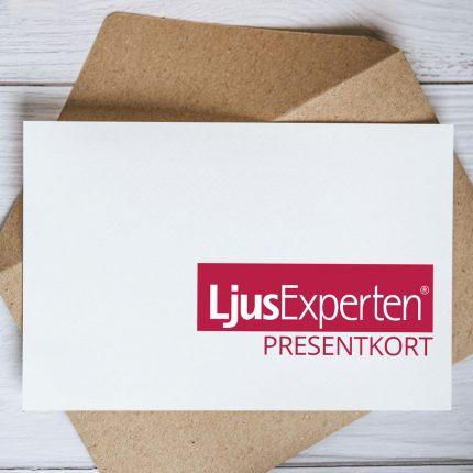Ljusexperten Presentkort